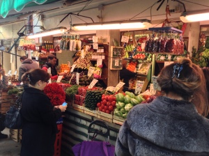 Rialto Vegetable Stand