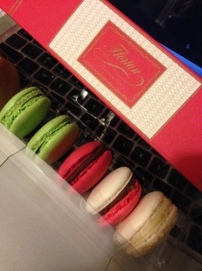 Macaroons from Florian.