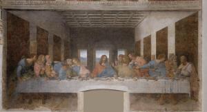 Da Vinci's Last Supper
