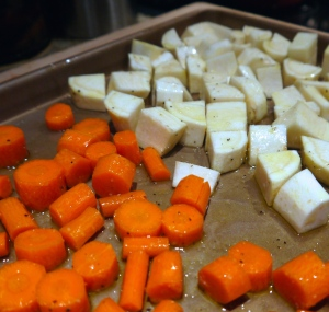 carrot parsnip