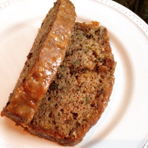 Orange-Pecan Zucchini Cake