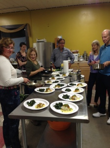 Hilltop Hanover Cooking Class
