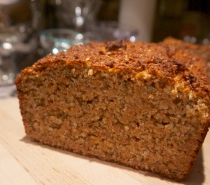 Treacle Brown Bread